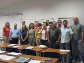 """Se clausura el curso de """"Inglés Básico"""", de 30 horas de duración, con la entrega de diplomas a un total de quince personas"""