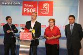 PSOE: 'Puxeu asegura que la dotación de agua para la Región de Murcia está garantizada'