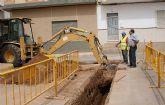 Nueva red de recogida de Pluviales en Puerto Lumbreras