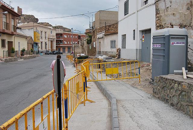 Obras y Servicios realiza varias actuaciones para la mejora del municipio, Foto 2