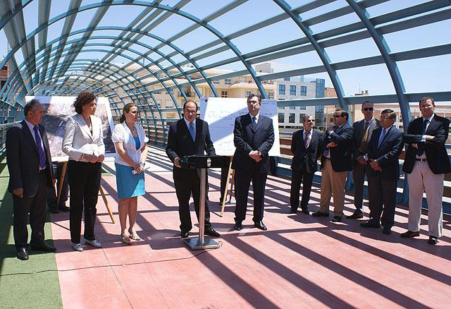 Consejo de Dirección de la Consejería de Obras Públicas y Ordenación del Territorio en Puerto Lumbreras - 1, Foto 1