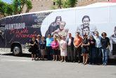 El Bus del Voluntariado se encuentra hoy en Totana