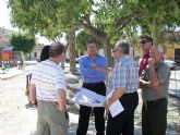 Visita a las principales obras del Plan Municipal de 2009