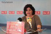 El PSOE hace una valoracion del pleno ordinario del mes de mayo