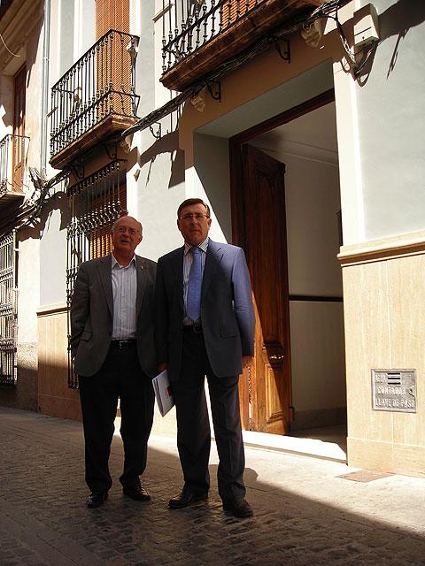 La Comunidad Autónoma invierte 600.000 euros para rehabilitar el patrimonio arquitectónico de Cieza - 2, Foto 2