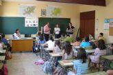 Puerto Lumbreras forma a los alumnos de primaria en materia de reciclaje y medio ambiente
