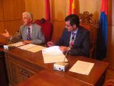 Torre Pacheco  firma un convenio con la Dirección General del Catastro