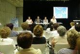 Teresa Moreno anima a los ayuntamientos a que elaboren planes de Igualdad de Oportunidades en sus municipios
