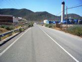 Obras Públicas mejora las comunicaciones y la seguridad en el Valle de Escombreras con el asfaltado de la vía que conecta con Santa Lucía