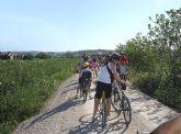 Mañana se celebrará el 'Domingo saludable' en bicicleta