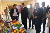 La Región de Murcia muestra a una delegación rusa las técnicas de producción agrícola para consolidar las exportaciones
