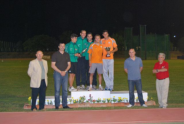 El Complejo Guadalentín celebraba el Campeonato de España de Federaciones de Pruebas Combinadas de Atletismo, Foto 1