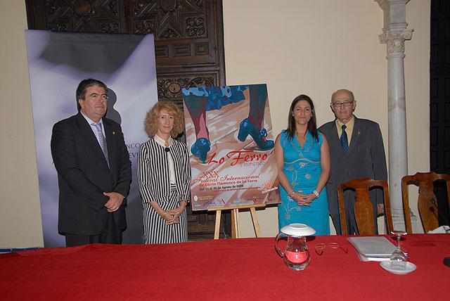 El XXX Festival Internacional de Cante Flamenco de Lo Ferro presentó la edición del 2009 en Sevilla - 1, Foto 1