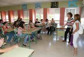 Puerto Lumbreras forma a más de 700 escolares en materia de consumo responsable