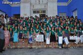 """Más de 80 de alumnos del I.E.S. """"Juan de la Cierva"""" reciben sus becas y diplomas"""