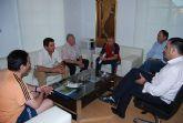 El ayuntamiento apoya al Club F�tbol Sala Capuchinos en su ascenso a Primera Nacional A
