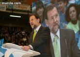 El PP de Totana fletar� autobuses gratuitos para aquellas personas que quieran acudir mañana al mitin central de campaña en Murcia