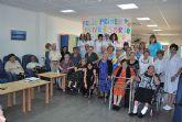 El Centro de Estancias Diurnas celebra su primer cumpleaños