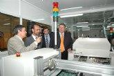 La Consejería de Empresa facilita que una pyme innovadora instale su laboratorio de I+D+i en La Unión