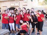 Alumnos del I.E.S. Vega del Táder de Molina de Segura participan en el Festival Internacional de Teatro Escolar de Grasse (Francia)