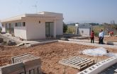 Comienzan las obras de los accesos al nuevo consultorio médico de Puerto Lumbreras