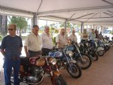 I Camino de Santiago en motos antiguas desde Santiago de la Ribera