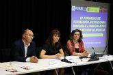 Unos 40 inmigrantes de Torre Pacheco obtienen el carné de manipulador de alimentos y aprende sobre la nutrición española