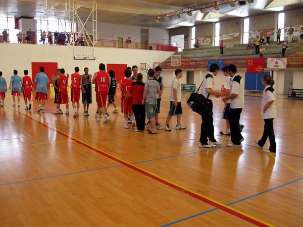 El CB Murcia vence al MMT Estudiantes 'A' en el sector infantil masculino - 1, Foto 1