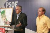 El PSOE denuncia que el Plan General Municipal de Ordenación de Fortuna es inviable e insostenible