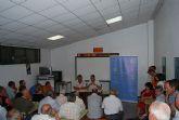 El alcalde y los miembros del equipo de Gobierno mantienen una asamblea vecinal participativa en el barrio Tirol Camilleri, La Estación, Las Peras, Triptolemos y Olímpico