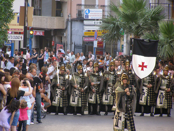 Éxito en la renovación de la Fiesta de Moros y Cristianos del Corpus y Virgen de la Salud de Archena - 2, Foto 2