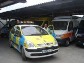 Protección Civil cuenta con un nuevo vehículo de intervención rápida