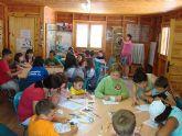 Los Amigos de la Naturaleza acampan en Las Alquerías