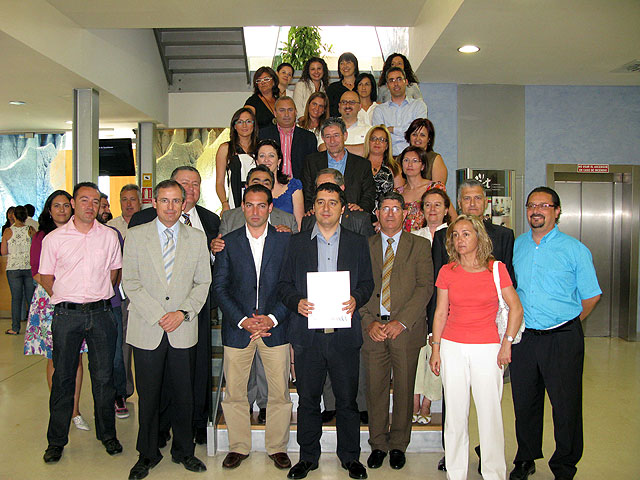 La Región de Murcia reconoce la calidad de sus Oficinas de Turismo, Foto 1