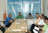El PP de Puerto Lumbreras analiza en una Junta Directiva Local los  resultados de las Elecciones Europeas