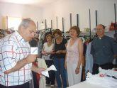 La alcaldesa inaugura las nuevas instalaciones de Cáritas San Javier en un local cedido por el Ayuntamiento
