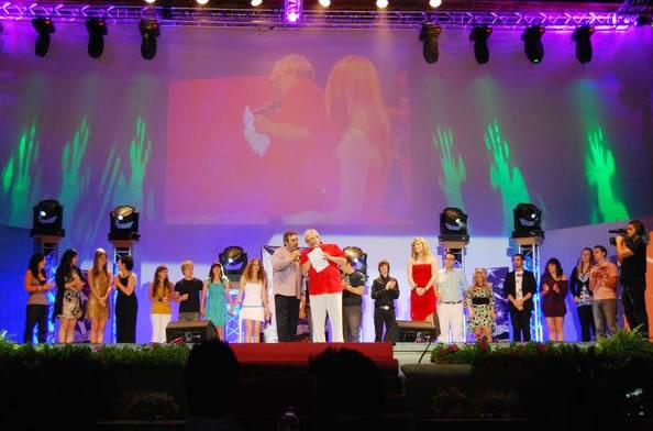 Finalísima del concurso nacional 'Archena busca una estrella' con importantes y populares actuaciones musicales - 1, Foto 1
