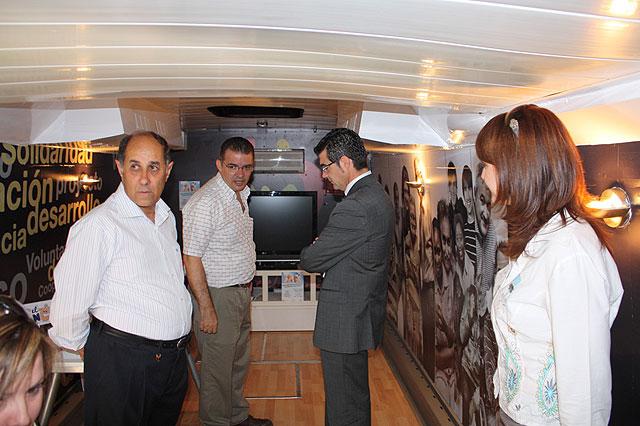 El Autobús del voluntariado llega a Torre Pacheco. - 2, Foto 2