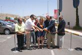 El Alcalde de Puerto Lumbreras inaugura la IV Edición de la Feria del Vehículo Puertomotor