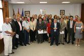 Se celebra en Fortuna el VII Encuentro de Jueces de Paz de la Región de Murcia