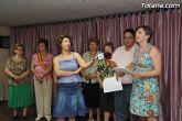 Más de 200 usuarios del Centro Municipal de Personas Mayores reciben los diplomas