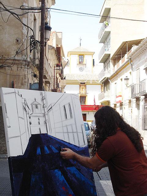 V Certamen Nacional de Pintura Inocencio Medina y Feria de Día con cerveza gratis - 1, Foto 1