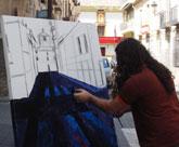 V Certamen Nacional de Pintura Inocencio Medina y Feria de Día con cerveza gratis
