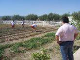 El concejal de Bienestar Social visita en Lorca el Centro de Día de la Asociación de Niños y Padres contra las Drogas
