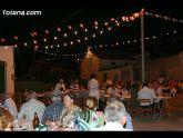 Comienzan las fiestas estivales en barrios y pedanías de Totana