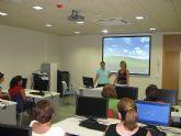 Se inaugura un curso de Iniciaci�n a la Inform�tica para mujeres de la localidad
