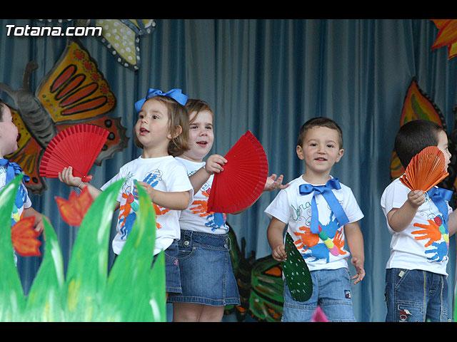 "Municipal School Children ""Clara Campoamor"" celebrates its final year"