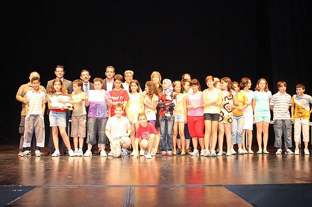 Clausura Curso Educación Vial 2008-2009 - 1, Foto 1
