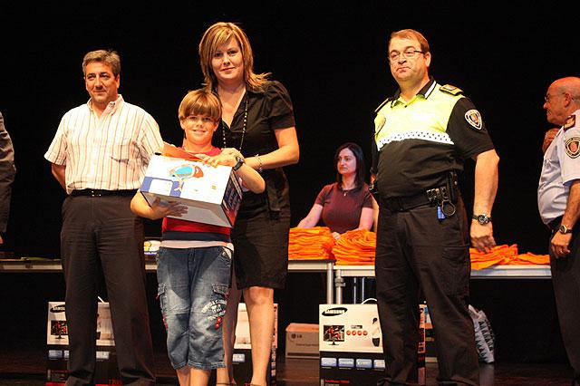 Clausura Curso Educación Vial 2008-2009 - 2, Foto 2