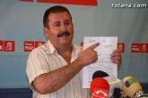 Los socialistas dicen que 'el PP ha sido condenado por utilizar datos protegidos y sin autorización'